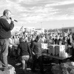 La grève dans les EHPAD